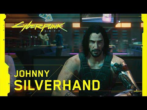 Présentation de Johnny Silverhand de Cyberpunk 2077