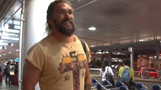 Download Youtube: Jason Momoa Gives His Answer To The NFL Controversy