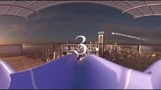 Водяные горки 360 градусов