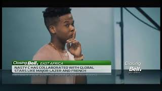 I Want To Be A Billionaire @ 36 – SA Hip Hop Artist 'Nasty C'