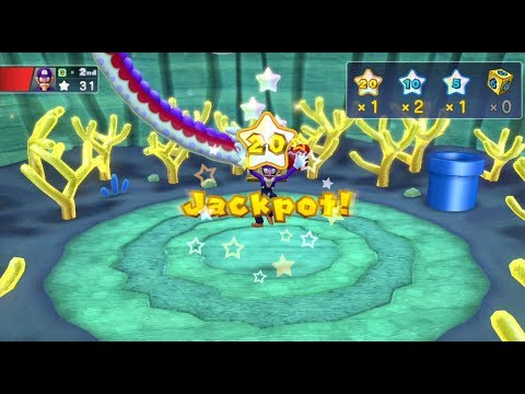 Download Mario Party 10 Mario Party Mode Whimsical Waters 1 Video