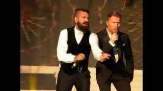 Boyzone-Ruby live at Durham ICG 7/6/2014