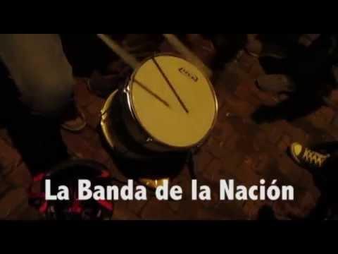 """Nación Verdolaga, vamos Campeón"" Barra: Nación Verdolaga • Club: Atlético Nacional"