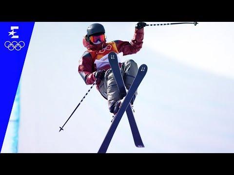 Freestyle Skiing | Ladies' Ski Halfpipe Highlights | Pyeongchang 2018 | Eurosport
