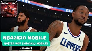 nba 2k19 android graphics mod - TH-Clip