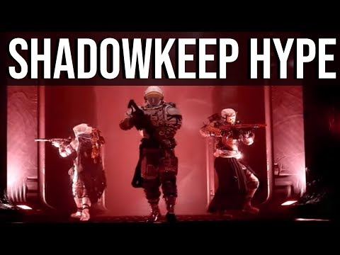 Destiny 2 Shadowkeep Launch Trailer: Live Reaction / Thoughts