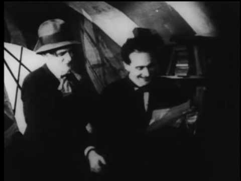 Dr. Caligari - É O Terror