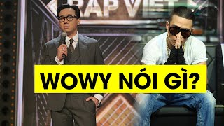 """#ihaytv #ihay_wowy #ihay_tranthanh Wowy cho rằng chính anh ban đầu cũng khá bất ngờ không hiểu vì sao nhà sản xuất lại chọn Trấn Thành làm MC chương trình này.  Không chỉ """"lão đại"""" Wowy mà nhiều fan nhạc rap lẫn các khán giả bày tỏ thắc mắc vì sao một chương trình như """"Rap Việt"""" lại mời một người """"ngoại đạo"""" Trấn Thành đảm nhận vai trò MC. Sau khi tập 1 phát sóng, bên cạnh những lời khen về lối dẫn dắt duyên dáng, hài hước của Trấn Thành trong chương trình đã giúp kết nối thí sinh với khán giả và huấn luyện viên thì cũng có những ý kiến cho rằng nam MC thiếu kiến thức chuyên môn, nhiều pha """"nói hớ""""... Là một trong những huấn luyện viên của chương trình, được mệnh danh là """"lão đại"""" trong làng rap, Wowy đã có những chia sẻ thẳng thắn với Truyền hình Báo Thanh Niên. Hiện tại, khá nhiều nghệ sĩ cũng đã lên tiếng bênh vực Trấn Thành trước làn sóng chỉ trích của dư luân. Giám đốc âm nhạc Touliver cũng bày tỏ rằng: """"Việc Trấn Thành làm host đương nhiên sẽ gây ra tranh cãi trong cộng đồng hip-hop. Nhưng toàn bộ huấn luyện viên, ban giám khảo đã giỏi chuyên môn về rap, hip-hop, do vậy, nếu quá câu nệ một MC hip-hop nữa thì chương trình sẽ rất khô khan"""".  Mời khán giả theo dõi video để lắng nghe những chia sẻ của Wowy.    ------ Hãy đăng kí kênh iHay TV để cập nhật tin tức showbiz ngay hôm nay: http://popsww.com/ihayTV ------ Kênh iHay TV là kênh Youtube tổng hợp tin tức giải trí, đời sống của các diễn viên, ca sĩ, người mẫu, người nổi tiếng của showbiz Việt, cũng như cập nhật những bí mật showbiz, đời tư ngôi sao giải trí, câu chuyện văn hóa. Kênh iHay TV do Báo Thanh Niên quản lý.  Đăng ký kênh để được cập nhật thông tin mới nhất."""