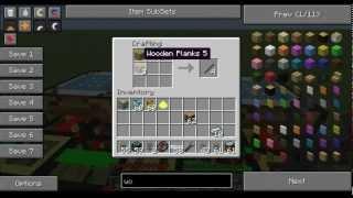 Minecraft: Auto Crafting/Sorting/Refining system tutorial Part 2
