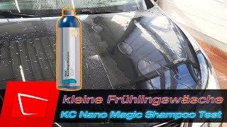 Koch Chemie Nano Magic Shampoo- Seat Ibiza Autowäsche Salz entfernen
