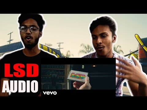 LSD - Audio (Official Video) Ft. Sia, Diplo, Labrinth | Reaction