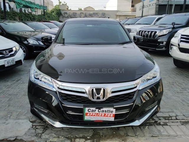 Honda Accord VTi 2.4 2014 for Sale in Lahore