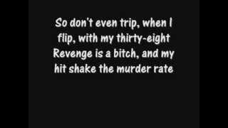 2Pac - Part Time Mutha Lyrics ( on screen )
