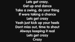 Let's Get Crazy By Miley Cyrus Lyrics