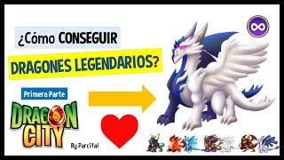 Como Conseguir DRAGONES LEGENDARIOS En Dragon City - [100% COMPROBADO] ❤️❤️