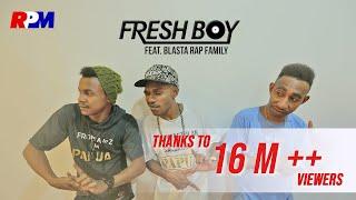 Gambar cover Fresh Boy Ft. Blasta Rap Family - Turun Naik Oles Trus (Official Music Video)