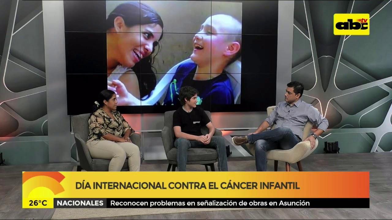 Día internacional de lucha contra el cáncer infantil