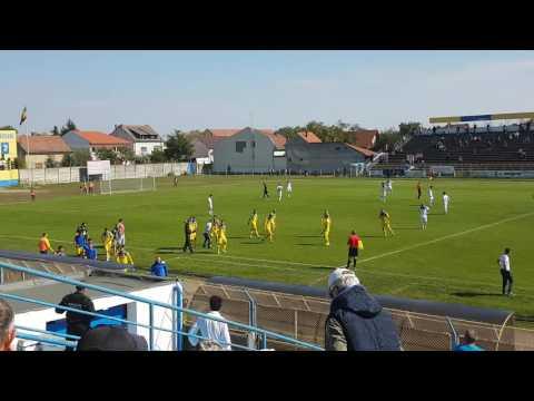 Golul victoriei din meciul Olimpia Satu Mare – Academica Clinceni 3-2