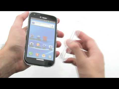 Mobi Products Crystal Case for T-Mobile Galaxy S II
