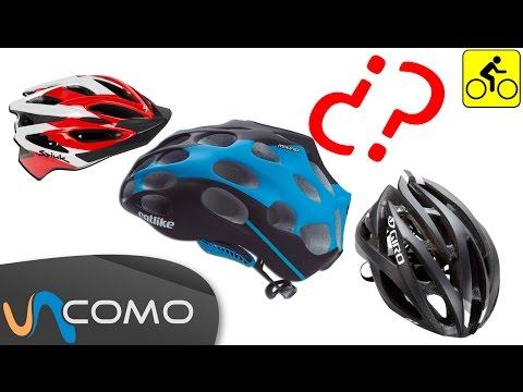 Qué casco de bici elegir