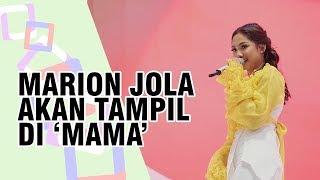 Marion Jola Akan Tampil di Ajang Penghargaan Musik Korsel MAMA: Mundurlah, Haters