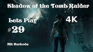 Shadow of the Tomb Raider 4K Photoreal Mod Part29 Die oelFelder Lets PlayDeutschGerman