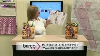 burda na TV 07 – Shorts infantil