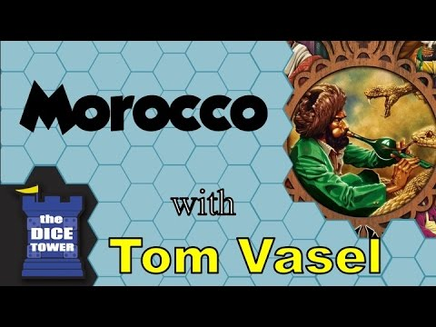 Morocco Review -  with Tom Vasel