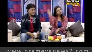 Breakfast Odisha With Jatra Comedian  Dayanidhi Upadhyaya