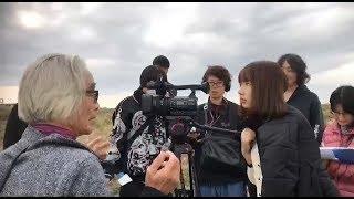 浜村温泉湯けむり映画塾「失恋太鼓」メイキング