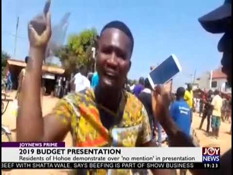 2019 Budget Presentation - JoyNews Prime (16-11-18)