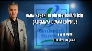 Beylikdüzü Belediye Başkanı Yusuf Uzun ve Beylikdüzü Çalışmaları - FK Yapım
