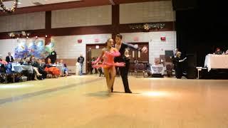 Nir & Emily   Cha cha cha [Laureats de dance 2012]