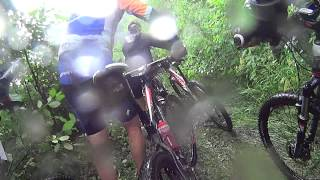 preview picture of video 'Mazowia Mtb Ełk 21.06.2014'