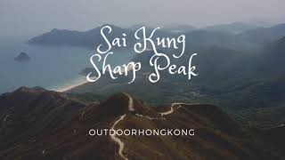 Sharp Peak - Sai Kung - Most Besutiful Hiking Trail
