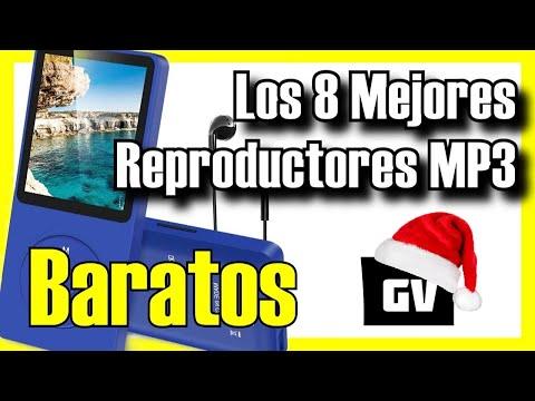 🔊 Los 8 MEJORES Reproductores MP3 BARATOS de Amazon [2021] ✅[Calidad/Precio] Bluetooth / Deportivos