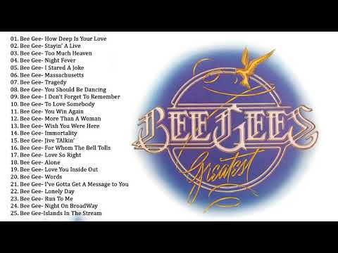 BeeGees Greatest Hits Full Album | Best Of BeeGees Collection 2020