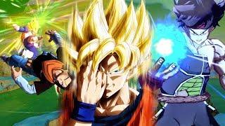BEST SPARKING CHARACTER! Instant Transmission Goku, Vegeta & Bardock PVP | Dragon Ball Legends
