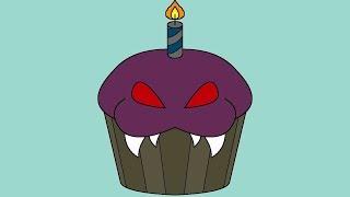 Minecraft Fnaf: Nightmare Cupcake (Minecraft  Roleplay)