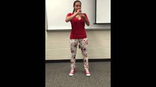 Technologic by Daft Punk ASL presentation