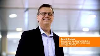 Collège Ahuntsic : Siemens Canada et modèle dual - Manufacturiers Innovants