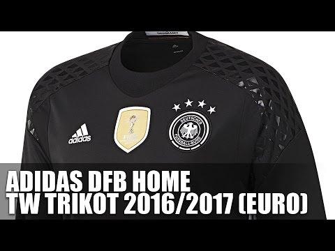 Adidas DFB GK Trikot Home Neuer EM 2016 - Nationalmannschaft