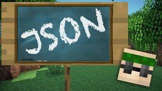 JSON Basics For Minecraft! (Custom Models Tutorial)