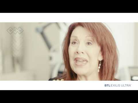 Rose´s face and neck experience with BTL Exilis Ultra