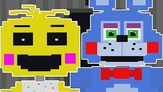 fnaf vr help wanted gameplay 8 bit playlist - Thủ thuật máy