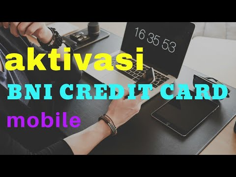 AKTIVASI BNI CREDIT CARD MOBILE