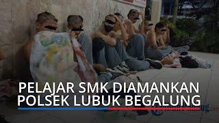 9 Oknum Pelajar SMK Kota Padang Terjaring Tawuran, Sempat Corat coret Seragam Rayakan Kelulusan
