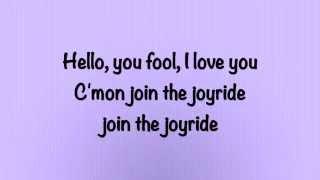 Roxette - Joyride Lyrics