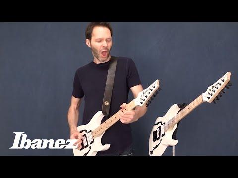 Ibanez Pgmm31 Paul Gilbert Mikro Guitar
