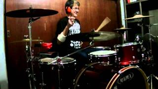 The Downtown Fiction-SuperBass (PunkGoesPopVol.4) (DrumCover)(HD)